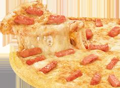 Pizza Lomito Luco