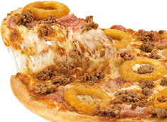 Pizza Onion BBQ