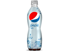 Botella Pepsi Light 400ml
