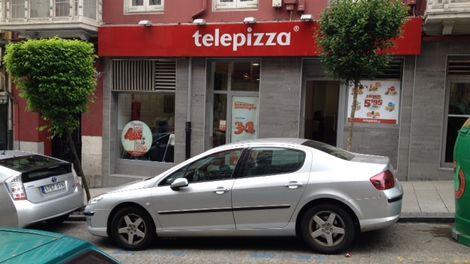 Establecimiento Telepizza SANTANDER I (LOPE DE VEGA) (S)