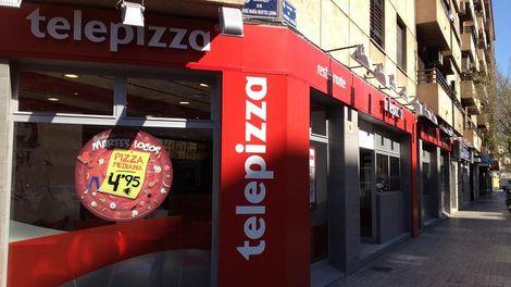 Establecimiento Telepizza VALENCIA I (ARCHID CARLOS) (V)