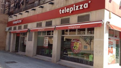 Establecimiento Telepizza VALENCIA II (ALGUER) (V)