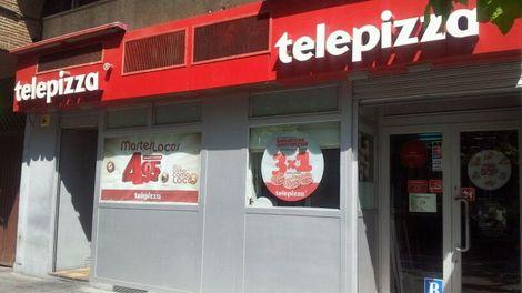 Establecimiento Telepizza PALENCIA I (PASEO DEL SALON)