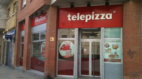 Establecimiento Telepizza HOSPITALET I (RIERA BLANCA) (B)