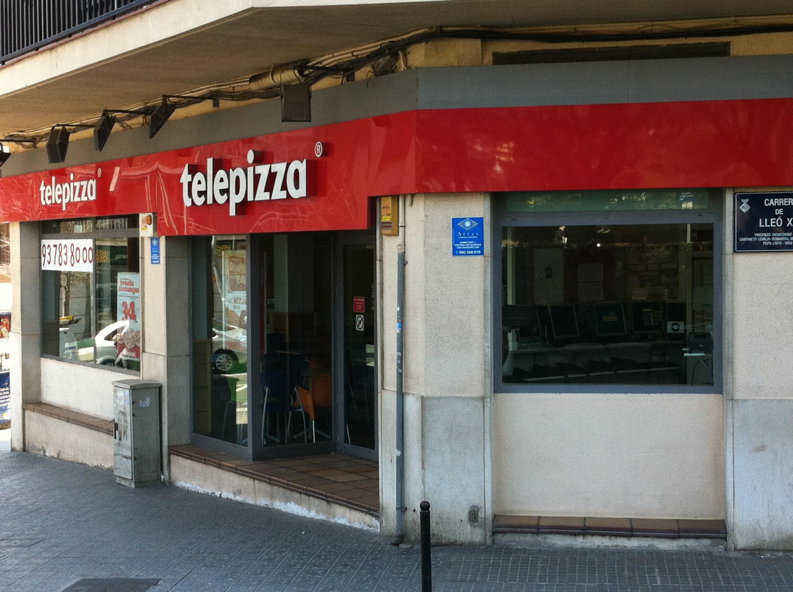 Establecimiento Telepizza TERRASA I (B)