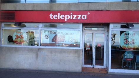 Establecimiento Telepizza CORUÑA II (BERRIE DE LA MAZA)