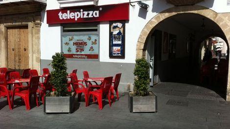 Establecimiento Telepizza PUERTO SANTA MARÍA