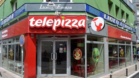 Establecimiento Telepizza LA LÍNEA