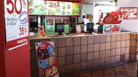 Establecimiento Telepizza GRANOLLERS (POMPEU FABRA) (B)