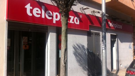 Establecimiento Telepizza UBEDA (J)