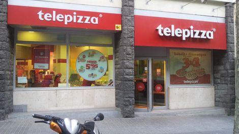 Establecimiento Telepizza REPUBLICA ARGENTINA (B)