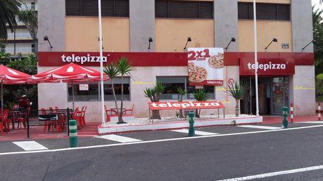 Establecimiento Telepizza PUERTO DE LA CRUZ (TF)