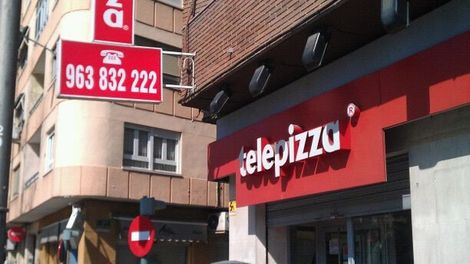 Establecimiento Telepizza MISLATA (V)