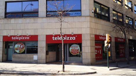 Establecimiento Telepizza Girona (GI)