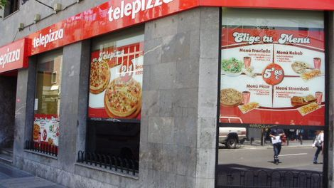 Establecimiento Telepizza PALMAS II (LEON Y CASTILLO) (GC)