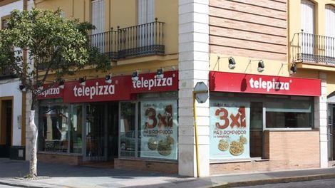Establecimiento Telepizza CORIA DEL RIO (SE)