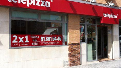 Establecimiento Telepizza FUENTECARRANTONA