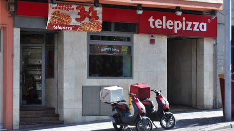 Establecimiento Telepizza JAEN II (AVDA MADRID 34)