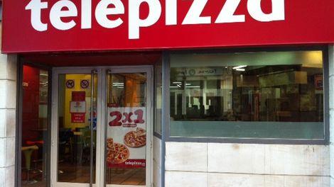 Establecimiento Telepizza CALLE BRASIL