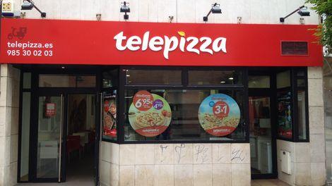 Establecimiento Telepizza GIJON III (AVDA GALICIA)