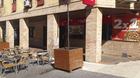 Establecimiento Telepizza LAS ROZAS I (M)