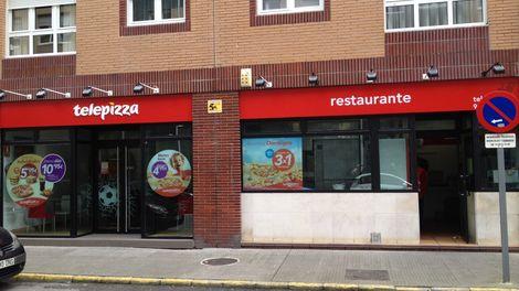 Establecimiento Telepizza AVILES II (LA ÑORA)