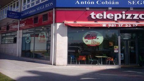 Establecimiento Telepizza CORUÑA III (MATOGRANDE) (C)