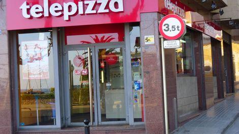 Establecimiento Telepizza BLANES (GI)