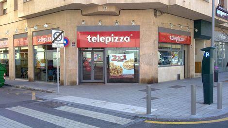 Establecimiento Telepizza PALMA DE MALLORCA IV (JUAN ALCOVER)