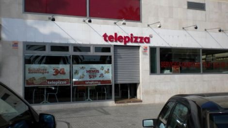 Establecimiento Telepizza MELILLA (ME)