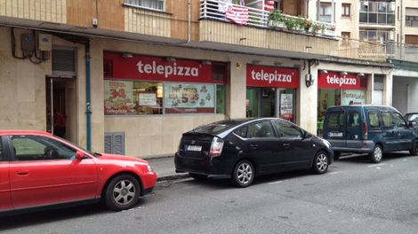 Establecimiento Telepizza GALDAKANO