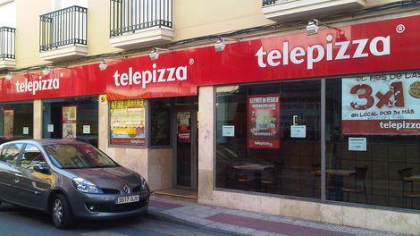 Establecimiento Telepizza PARLA II (PINTO) (M)