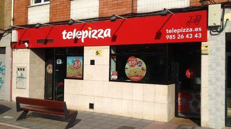 Establecimiento Telepizza OVIEDO IV (AVDA OVIEDO)