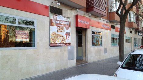 Establecimiento Telepizza LAS ROSAS (M)