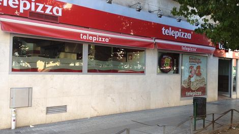 Establecimiento Telepizza VALENCIA X (SERRERIA) (V)