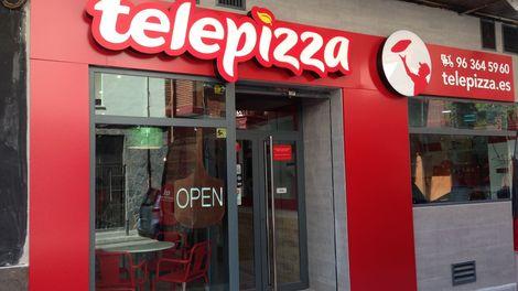 Establecimiento Telepizza BURJASSOT (V)