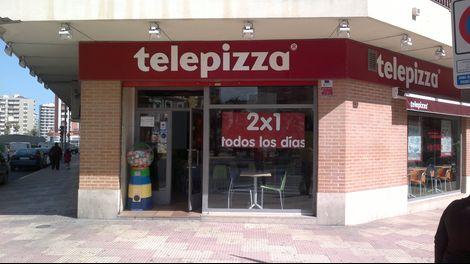 Establecimiento Telepizza CULLERA (V)