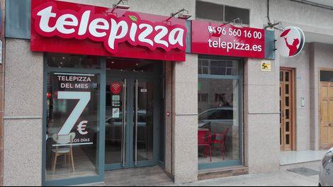 Establecimiento Telepizza NOVELDA (A)