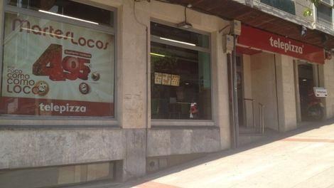 Establecimiento Telepizza SESTAO (BI)