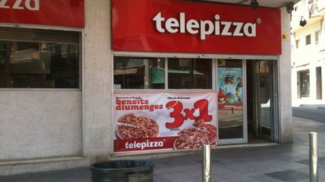 Establecimiento Telepizza GARROFERS (B)
