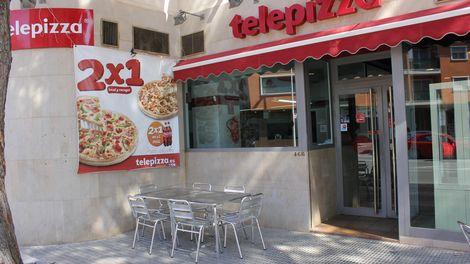 Establecimiento Telepizza LOPAGAN (SAN PEDRO DEL PINATAR)