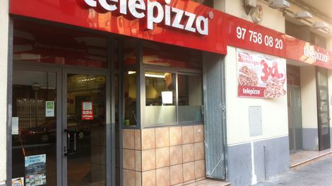 Establecimiento Telepizza TORTOSA (T)