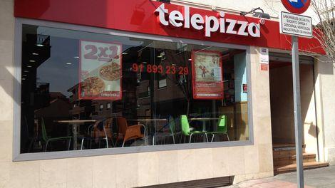 Establecimiento Telepizza CIEMPOZUELOS (M)
