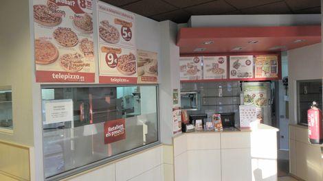 Establecimiento Telepizza SAN BOI DE LLOBREGAT (B)