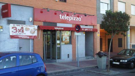 Establecimiento Telepizza PARLA III (LAS DEHESILLAS) (M)