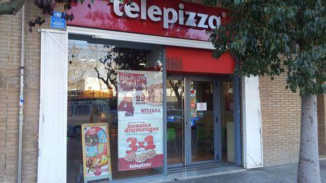 Establecimiento Telepizza CAMBRILS (T)