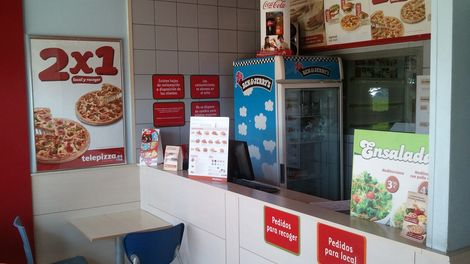 Establecimiento Telepizza VILLANUEVA DEL PARDILLO (M)