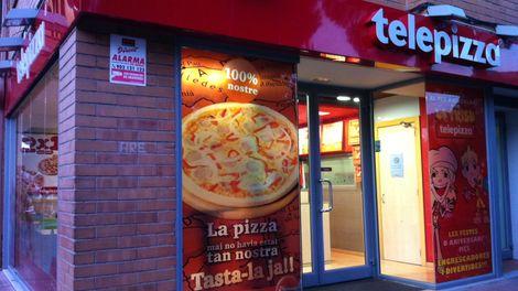 Establecimiento Telepizza MONTORNES DEL VALLES (B)
