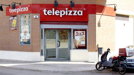 Establecimiento Telepizza MONCADA (V)