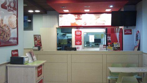 Establecimiento Telepizza OROPESA (CS)